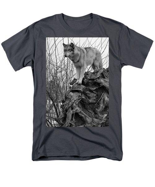 On Top Men's T-Shirt  (Regular Fit) by Shari Jardina