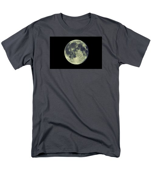Once In A Blue Moon Men's T-Shirt  (Regular Fit) by Candice Trimble
