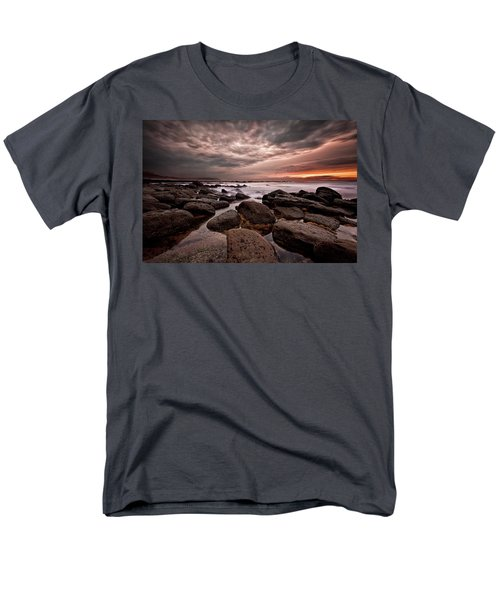 Men's T-Shirt  (Regular Fit) featuring the photograph One Final Moment by Jorge Maia