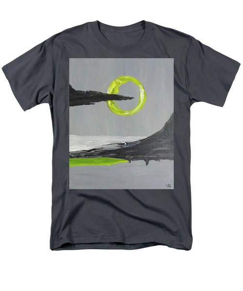 Men's T-Shirt  (Regular Fit) featuring the painting One Of Those Days by Victoria Lakes