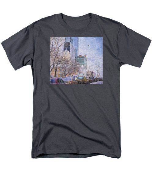 One Winter Day Men's T-Shirt  (Regular Fit)