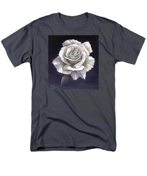 Opened Rose Men's T-Shirt  (Regular Fit)