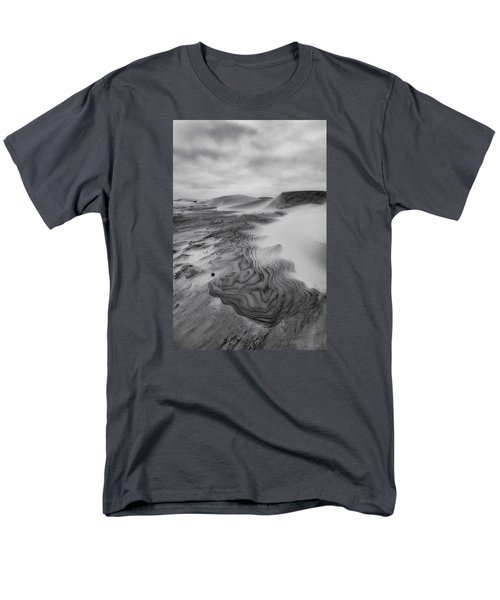 Oregon Dune Wasteland 2 Men's T-Shirt  (Regular Fit) by Ryan Manuel