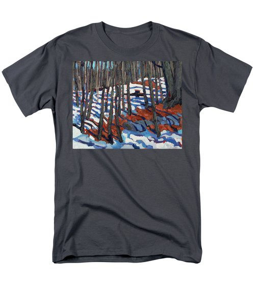 Original Homestead Men's T-Shirt  (Regular Fit) by Phil Chadwick