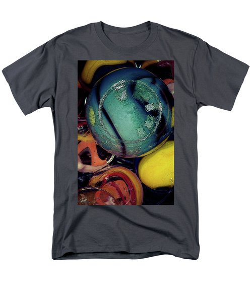 Other Worlds I Men's T-Shirt  (Regular Fit) by Shelly Stallings