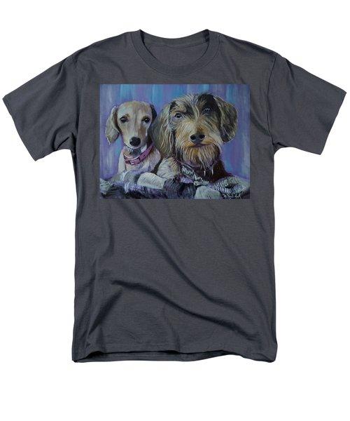 Our Pups Men's T-Shirt  (Regular Fit)