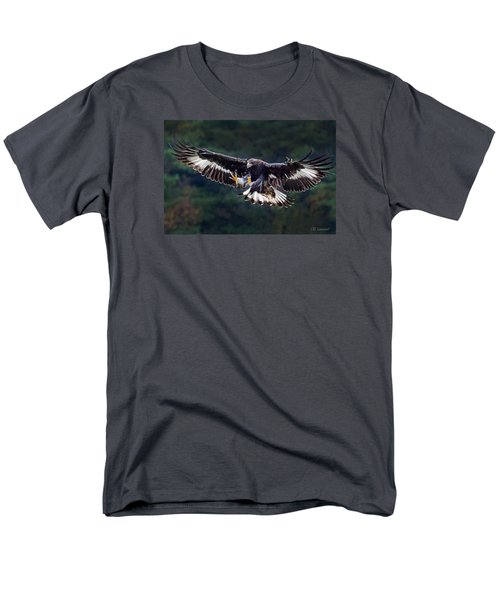 Out Of The Forest Men's T-Shirt  (Regular Fit) by CR  Courson