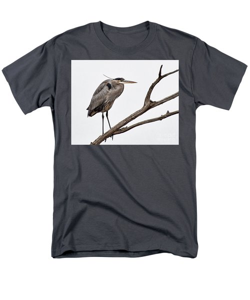 Men's T-Shirt  (Regular Fit) featuring the photograph Out On A Limb by Tamera James