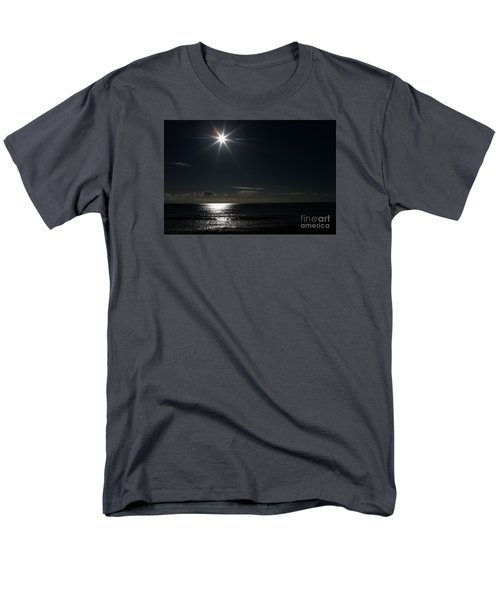 Men's T-Shirt  (Regular Fit) featuring the photograph Out To Sea  by Gary Bridger