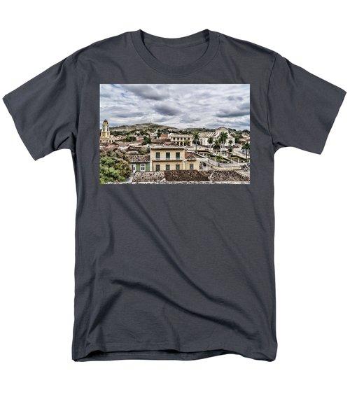 Overlook Trinidad Men's T-Shirt  (Regular Fit)
