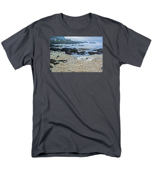 Pacific Gift Men's T-Shirt  (Regular Fit) by Dale Stillman