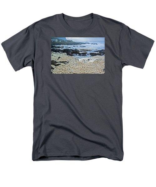 Pacific Gift Men's T-Shirt  (Regular Fit)