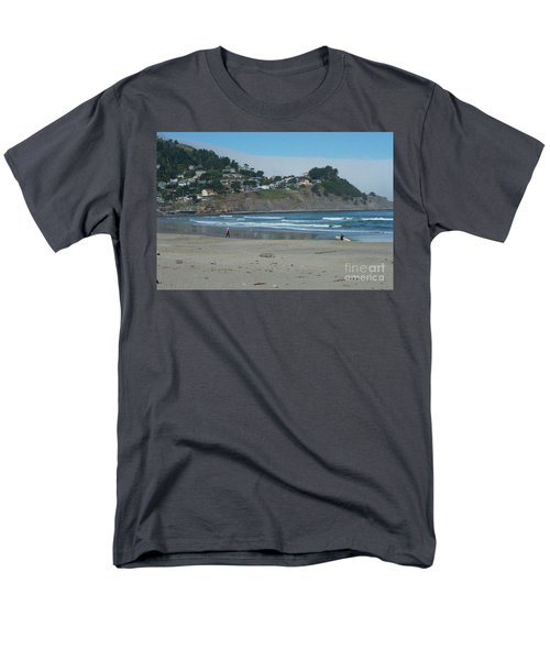 Men's T-Shirt  (Regular Fit) featuring the photograph Pacifica California by David Bearden