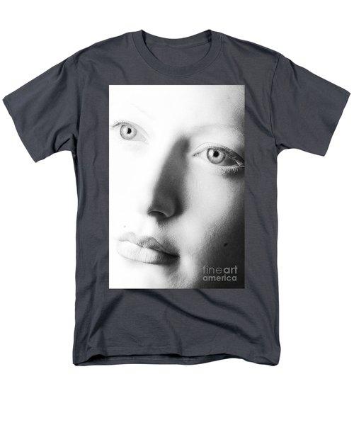 Pale Moonlight Men's T-Shirt  (Regular Fit) by Robert WK Clark