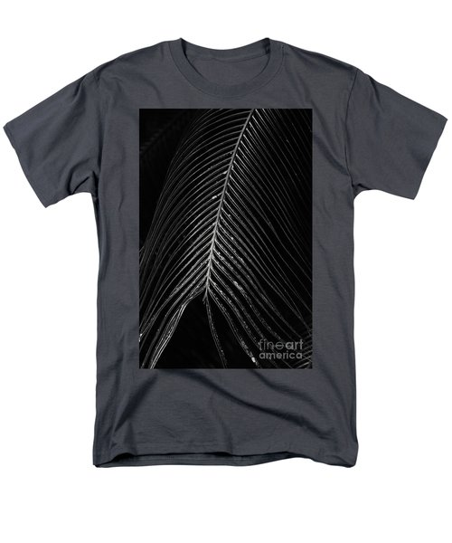Men's T-Shirt  (Regular Fit) featuring the photograph Palm Leaf by Deborah Benoit