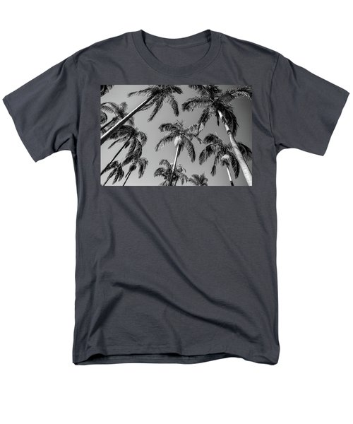 Men's T-Shirt  (Regular Fit) featuring the photograph Palms Up I by Ryan Weddle