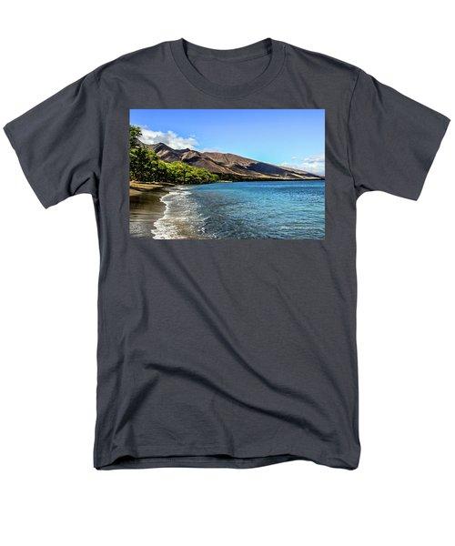 Men's T-Shirt  (Regular Fit) featuring the photograph Paradise by Joann Copeland-Paul
