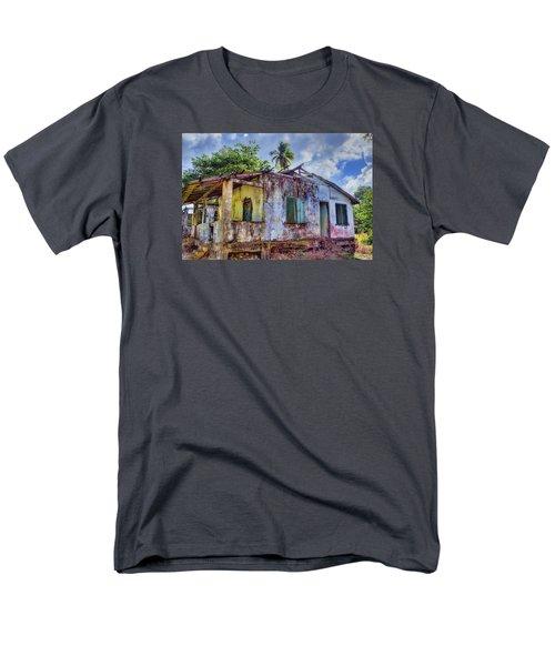 Paradise Lost Men's T-Shirt  (Regular Fit) by Nadia Sanowar