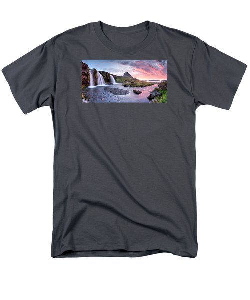 Paradise Lost - Panorama Men's T-Shirt  (Regular Fit) by Brad Grove