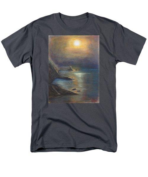 Pastel Msc 002 Men's T-Shirt  (Regular Fit) by Mario Sergio Calzi
