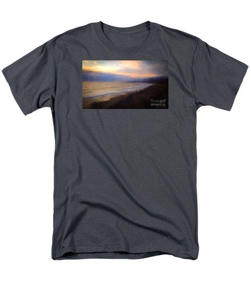 Pastel Sunset Men's T-Shirt  (Regular Fit) by John A Rodriguez