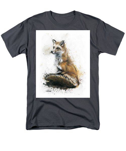 Patiently Waiting Men's T-Shirt  (Regular Fit) by Arleana Holtzmann