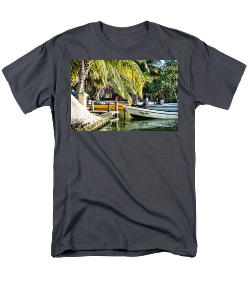Men's T-Shirt  (Regular Fit) featuring the photograph Patty Lou by Lawrence Burry