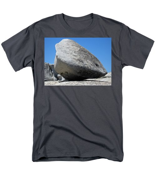 Pay The Stone - Bald Rock 2016 Men's T-Shirt  (Regular Fit) by James Warren