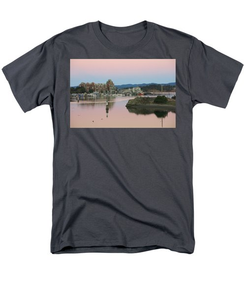 Peaceful Morning Men's T-Shirt  (Regular Fit) by Betty Buller Whitehead