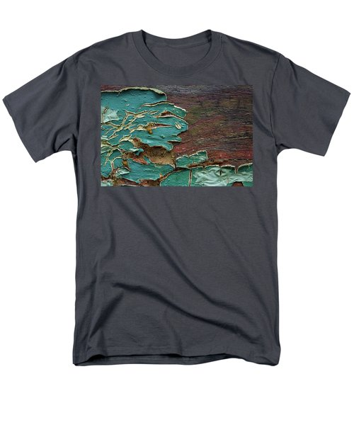 Men's T-Shirt  (Regular Fit) featuring the photograph Peeling by Mike Eingle