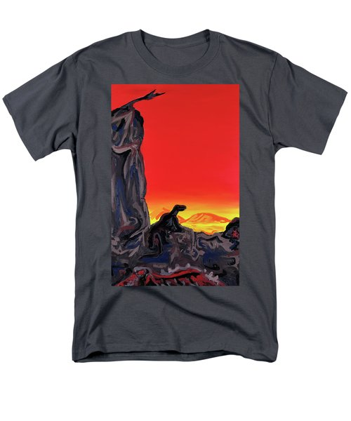 Permian Outpost Men's T-Shirt  (Regular Fit) by Ryan Demaree