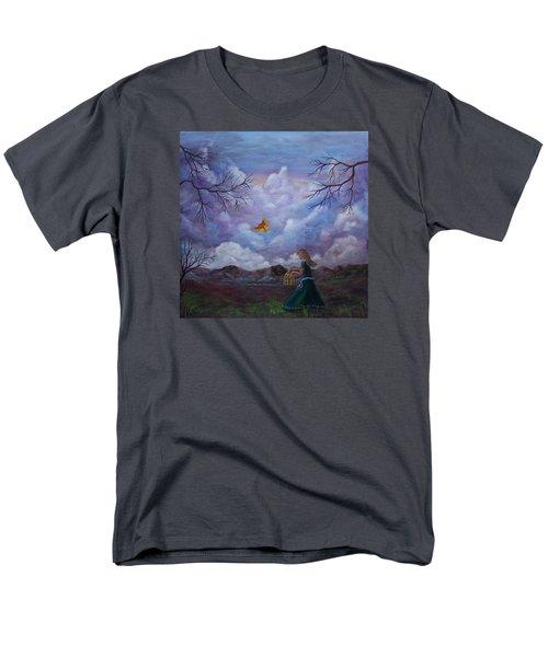 Permissions Men's T-Shirt  (Regular Fit)