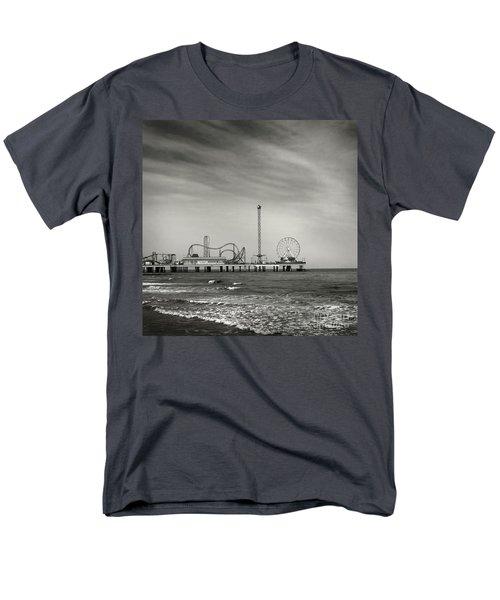 Men's T-Shirt  (Regular Fit) featuring the photograph Pier 2 by Sebastian Mathews Szewczyk