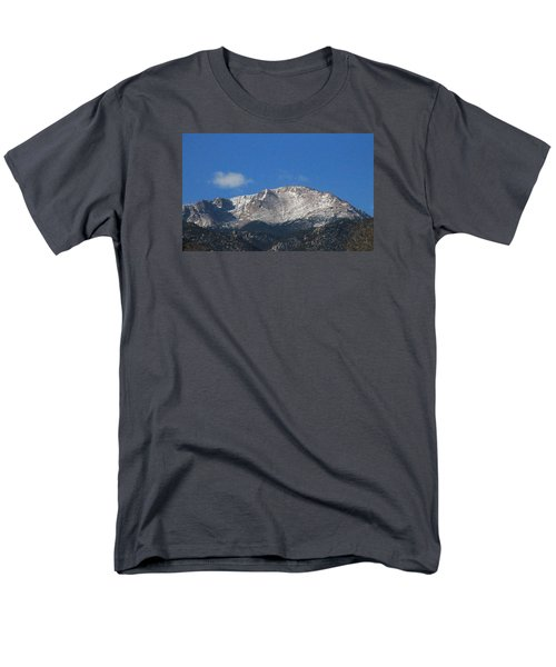 Pikes Peak Men's T-Shirt  (Regular Fit)