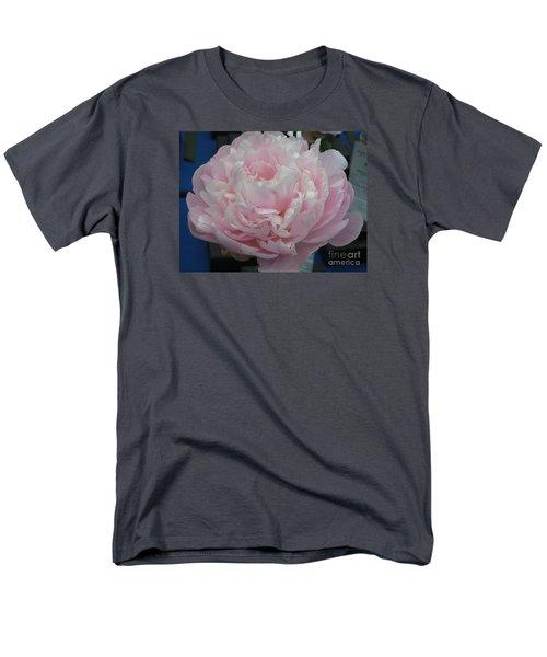 Pink Peony Men's T-Shirt  (Regular Fit)