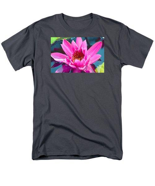 Pink Wonder Men's T-Shirt  (Regular Fit) by Deborah  Crew-Johnson