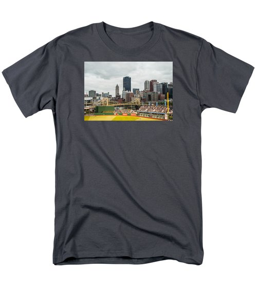 Pittsburgh/pnc Park - 6986 Men's T-Shirt  (Regular Fit) by G L Sarti