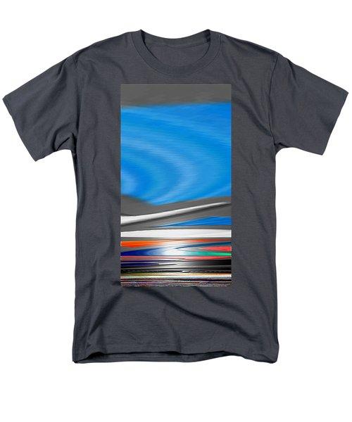 Pittura Digital Men's T-Shirt  (Regular Fit) by Sheila Mcdonald