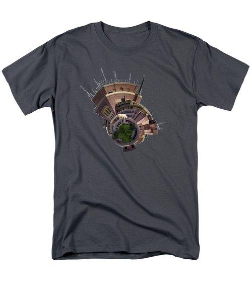 Planet Tripler T-shirt Men's T-Shirt  (Regular Fit) by Dan McManus