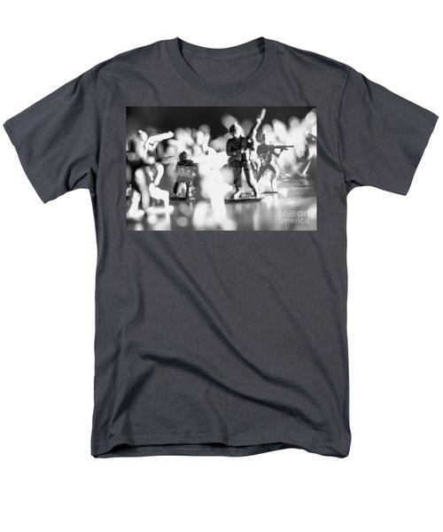 Plastic Army Men 2 Men's T-Shirt  (Regular Fit) by Micah May