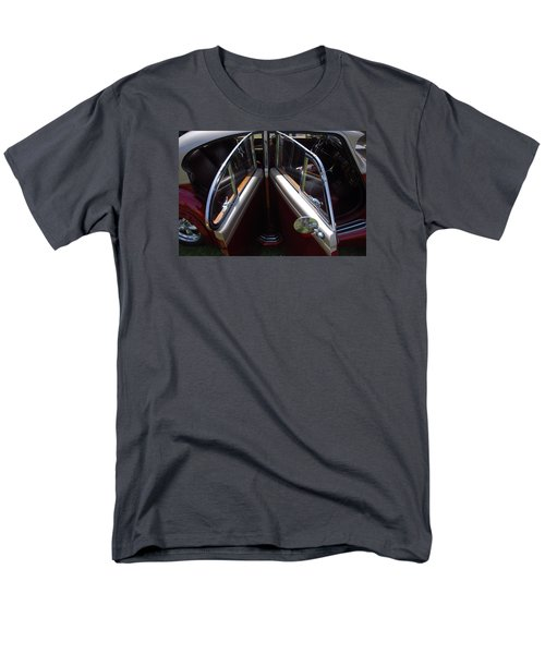 Please Take A Seat... Men's T-Shirt  (Regular Fit) by John Schneider