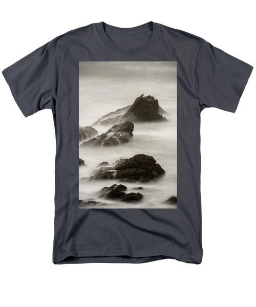 Point Arena  Men's T-Shirt  (Regular Fit) by Dustin LeFevre