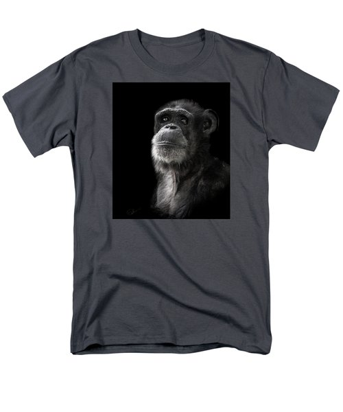 Ponder Men's T-Shirt  (Regular Fit) by Paul Neville