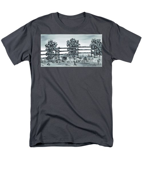 Popular Street Men's T-Shirt  (Regular Fit) by Kenneth Clarke