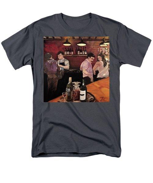 Port Bar Men's T-Shirt  (Regular Fit) by Julie Todd-Cundiff