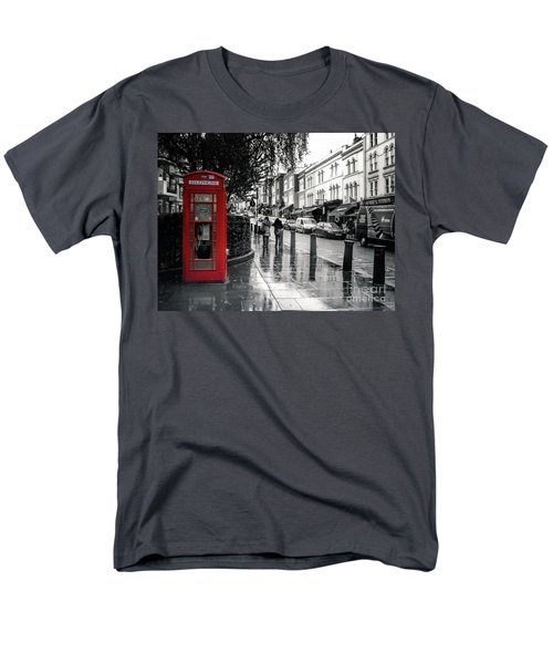 Portobello Road London Men's T-Shirt  (Regular Fit)