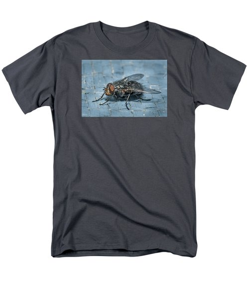 Portrait Of A Young Insect As A Fly Men's T-Shirt  (Regular Fit) by Greg Nyquist