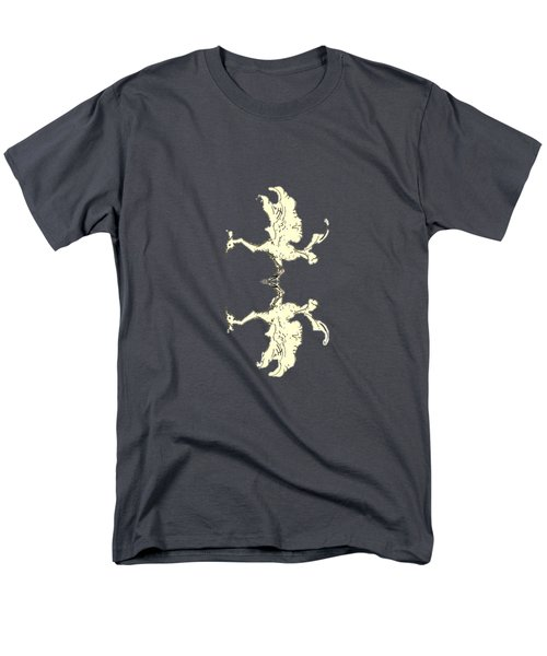 Poulia Men's T-Shirt  (Regular Fit) by Julio Lopez