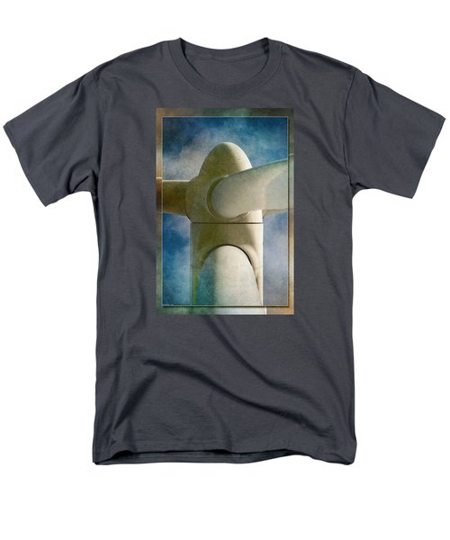 Men's T-Shirt  (Regular Fit) featuring the photograph Power 7 by WB Johnston