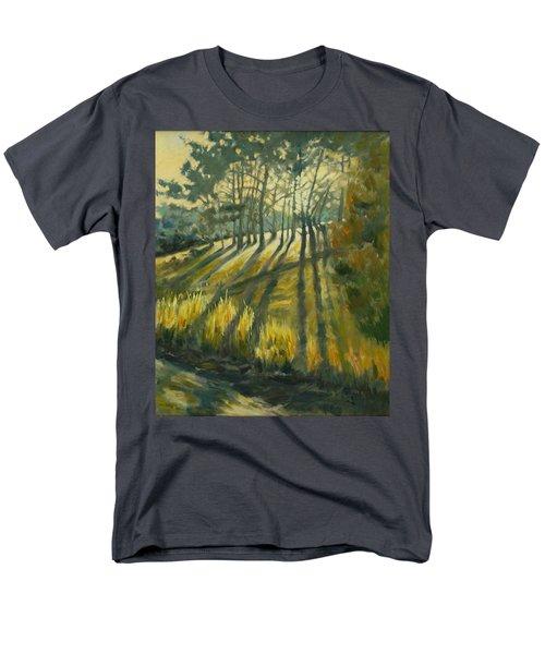 Presidio Men's T-Shirt  (Regular Fit) by Rick Nederlof